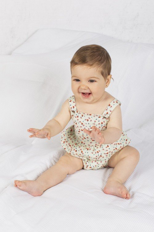 Baby´s printed Overall...